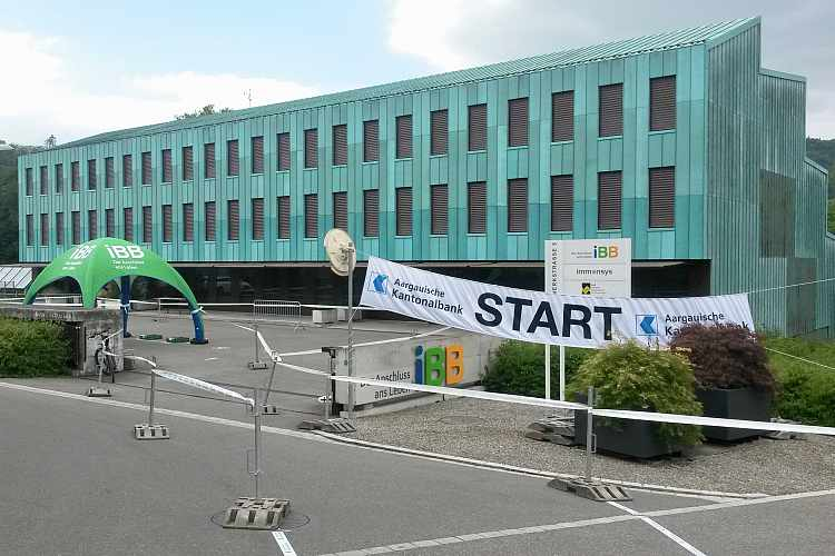 Elite Start bei IBB